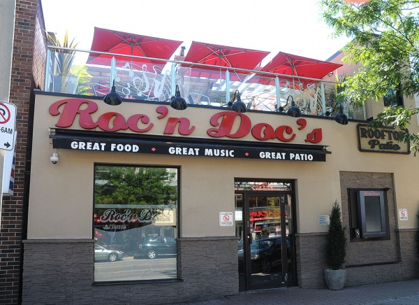 Roc'n Doc's Live Music Grill